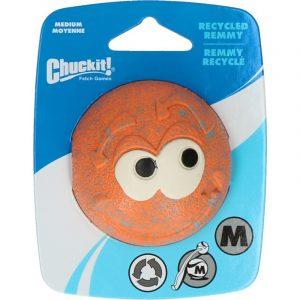 Remmy chuck it bal hond rubber