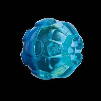 Kong bal blauw rewards voer hond