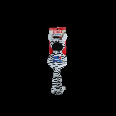 Kong zebra speelgoed hond