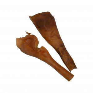 rund huid runderhuid snack kauwen hond vlees