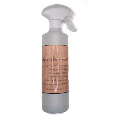 Spray teek vlo vlooien anti natuurlijk spuitbus