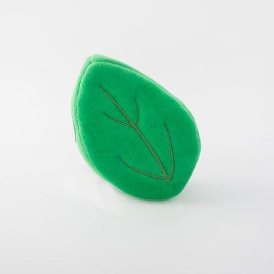Lieveheersbeestjes blad groen speeltje zippypaws hond